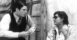 Christopher Reeve and Richard Donner